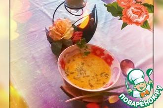 Рецепт: Суп из куриных потрошков Разнообразие