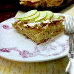 Пирог Яблочные 7 злаков
