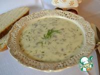 Румынский укропный суп с фрикадельками ингредиенты