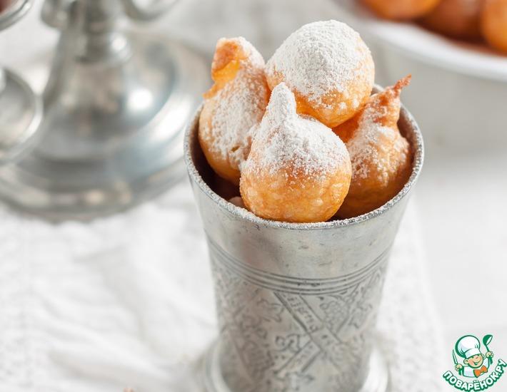 рецепты сырных шариков в духовке внутри пустота