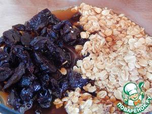 Овсяная каша-пудинг с белым шоколадом – кулинарный рецепт