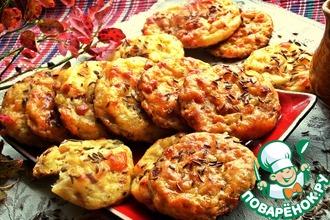 Рецепт: Мягкое картофельное печенье