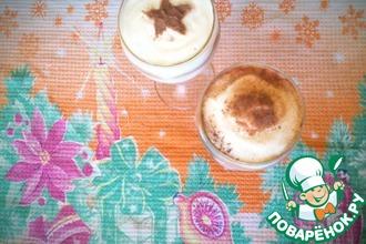 Рецепт: Изысканный кофейно-лимонный десерт