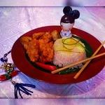 Горячее из курицы Счастье китайца