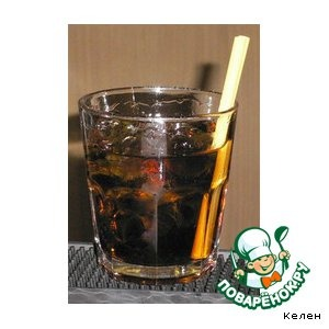 Виски с содовой - коктейль