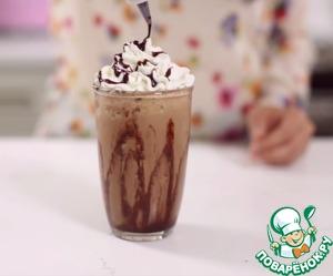 Кофе фраппучино