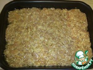 Филе куриной грудки с мускатным орехом – кулинарный рецепт