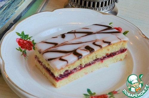 пирожное школьное рецепт