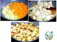 Гречка с грибами и овощами ингредиенты