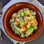 Гарнир Рис 7 овощей