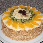 Торт Малибу