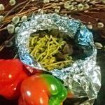 Спагетти в конверте