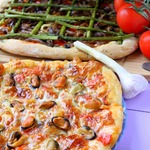 Пицца Две стихии