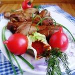 Куриные голени с ароматом копчения