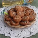 Печенье Томатно-шоколадное