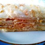 Торт Наполеон для любимой мамы