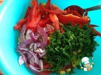Салат Визави ингредиенты