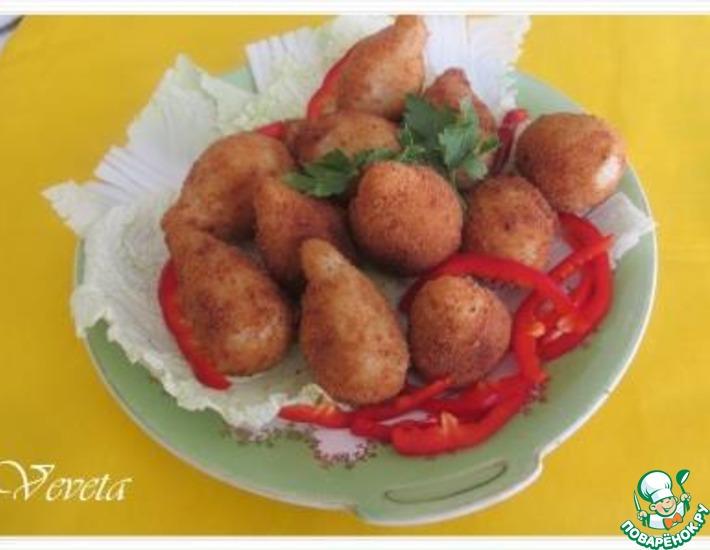 Рецепт: Пирожки Кохинха