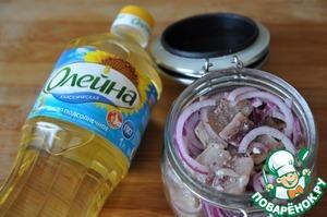 Сельдь в пряном маринаде – кулинарный рецепт
