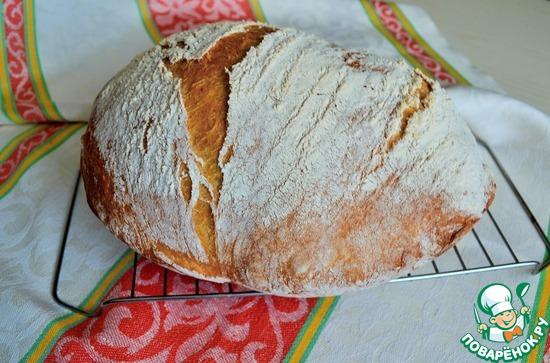 PAGNOTTA - итальянский хлеб.