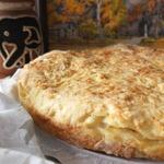 Сырный пирог Простой