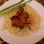 Шашлык из филе индейки с лимоном и шалфеем на гриле, пошаговый рецепт с фото