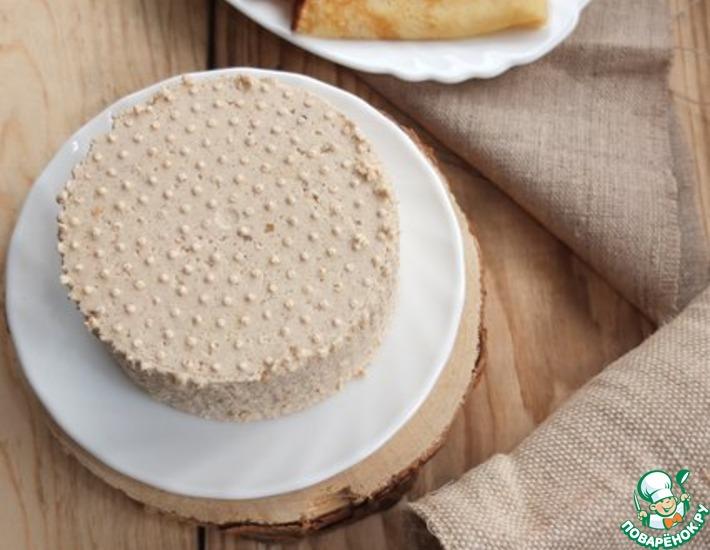 Рецепт: Сыр творожный Десертный