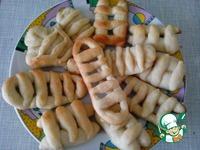Постное печенье Лесенки ингредиенты