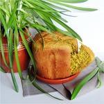 Хлеб Солнечный с зеленью