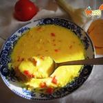 Суп сырно-кукурузный Намёк на Мексику