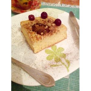 Бисквитный пирог Фантазия