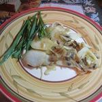 Картофельная галета