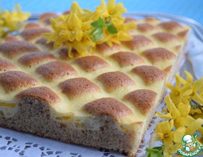 Рецепт: Пирог Стёганое одеяло