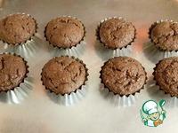 Творожно-шоколадные кексы ингредиенты