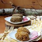 Капустные котлеты с рисом
