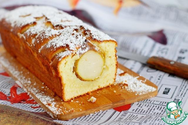 рецепт кексы творожные с грушой