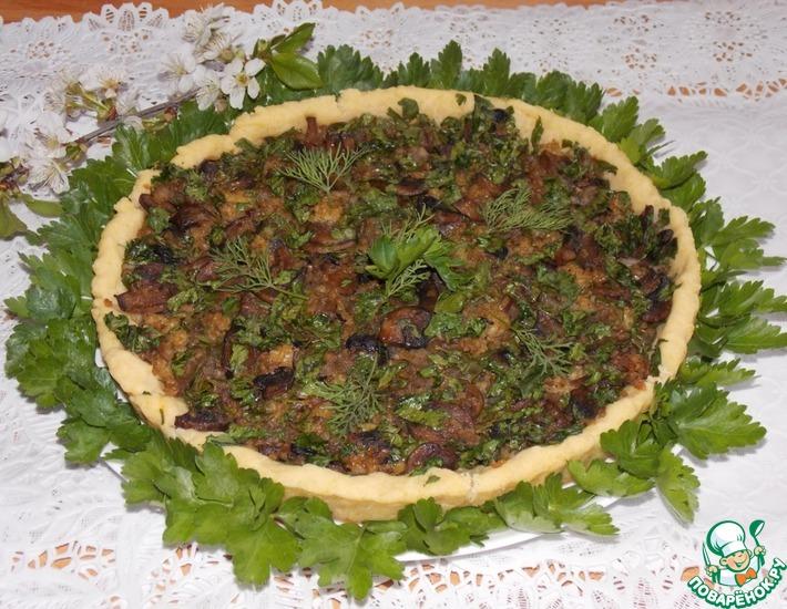 Рецепт: Пирог Сюрприз