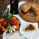 А-ля осетинские пироги Кабускаджын
