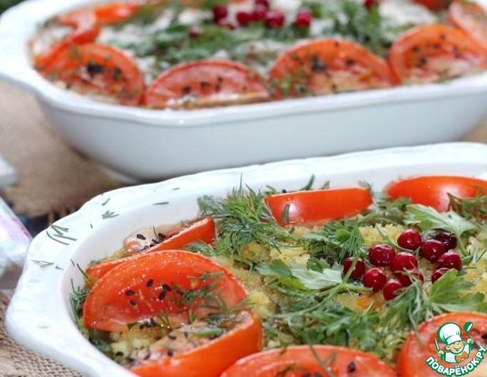 Рецепт: Овощная смесь с рисом и мясом