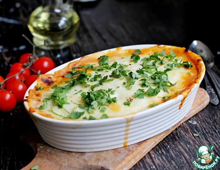 Постный пастуший пирог – кулинарный рецепт