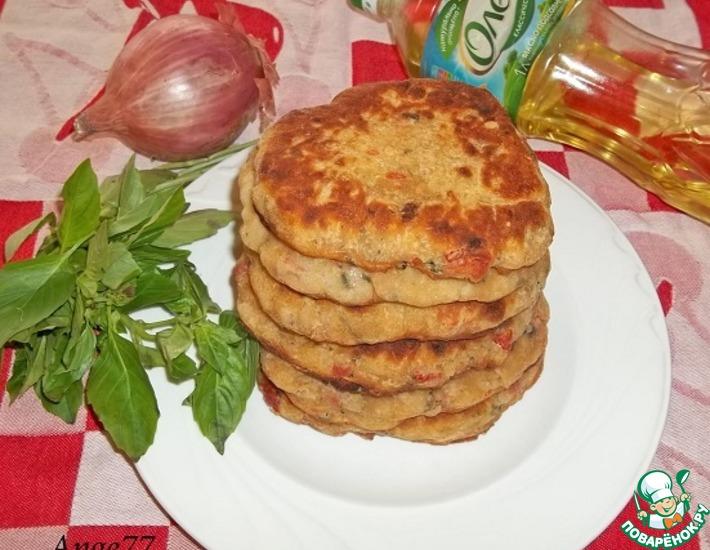 Рецепт: Картофельные лепешки на сковороде