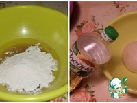 Пирожки постные с картофелем и грибами ингредиенты