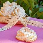 Итальянское сливочное печенье