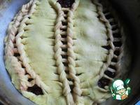 Пирог Вишня в желе ингредиенты