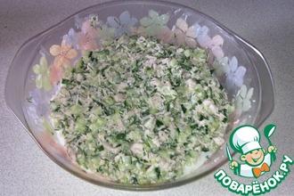 Рецепт: Салат Вкусно, просто и легко