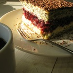 Торт Вишневая фантазия