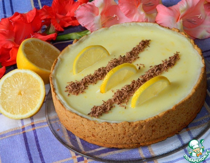 Рецепт: Сливочный маковый пирог