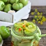 Зеленые помидоры Закусочные