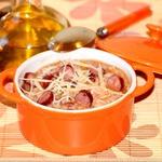 Суп Паниска на русский манер