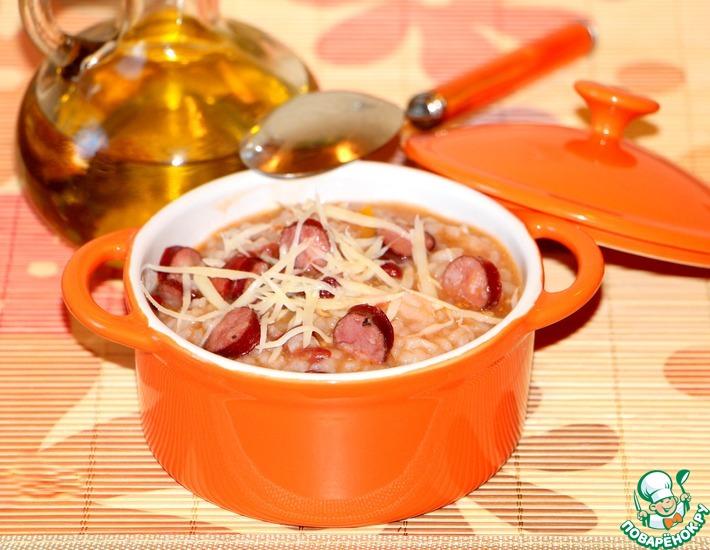 Рецепт: Суп Паниска на русский манер
